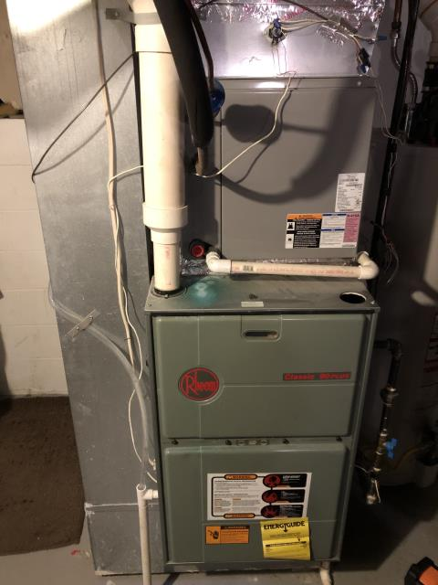 Groveport, OH - I found the furnace cutting out and not providing heat. I checked over the entire furnace looking for the issue. I did not find any major issues. I did find the condensate trap clogged, cleared it. I cycled the system for 20 minutes and had no issues. System is operational upon departure.