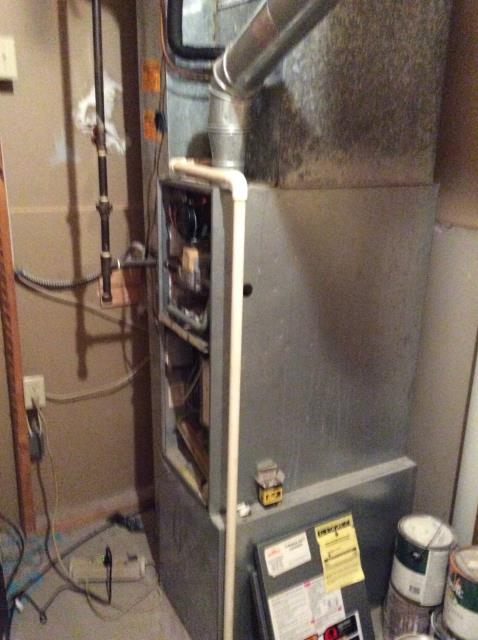 Etna, OH - I performed a tune up on a Rheem gas furnace. Everything checked out within specs. System is operational upon departure.