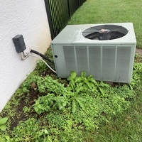 Lewis Center, OH - Installation of a Carrier 13 SEER 4 Ton Air Conditioner