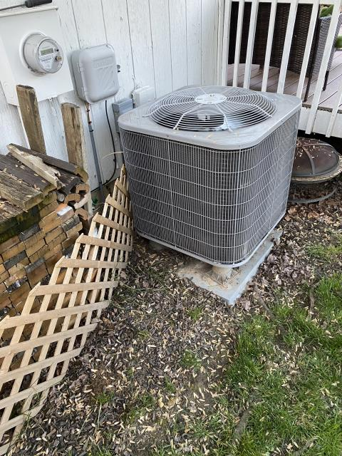 Westerville, OH - I complete diagnostics on the 2017 ICP heat pump and determined the compressor was making the loud noise. Explained her opinions and she is going to discuss with her husband. System operation upon departure