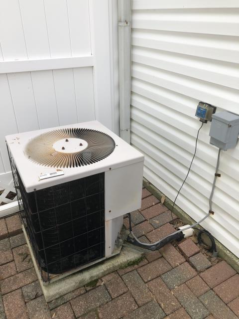 Canal Winchester, OH - I completed the spring tune up on a Armstrong air conditioner.  I visually inspected the furnace.  Checked voltage and amps. I inspected the evaporator coil.  I checked the temperature difference across the coil.   Checked refrigerant charge, voltages and amps.  I rinsed the condenser coils with water.  Cycled and monitored the system.  Operating normally at this time.
