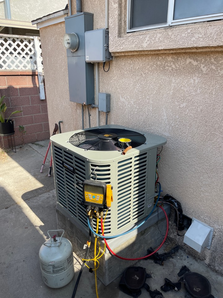 Install new full system in Bellflower Ca