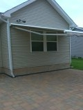 Cazenovia, NY - New awning just in time for memorial day weekend