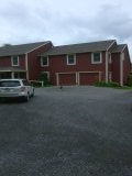 Hamilton, NY - Just painted the house now we put new gutters on