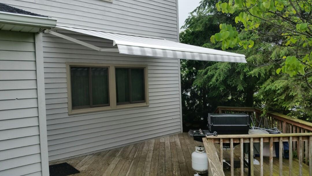Syracuse, NY - New awning