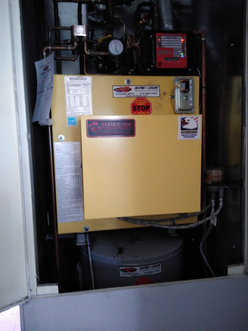 Levittown, PA - Preformed precision oil tune up on a system 2000