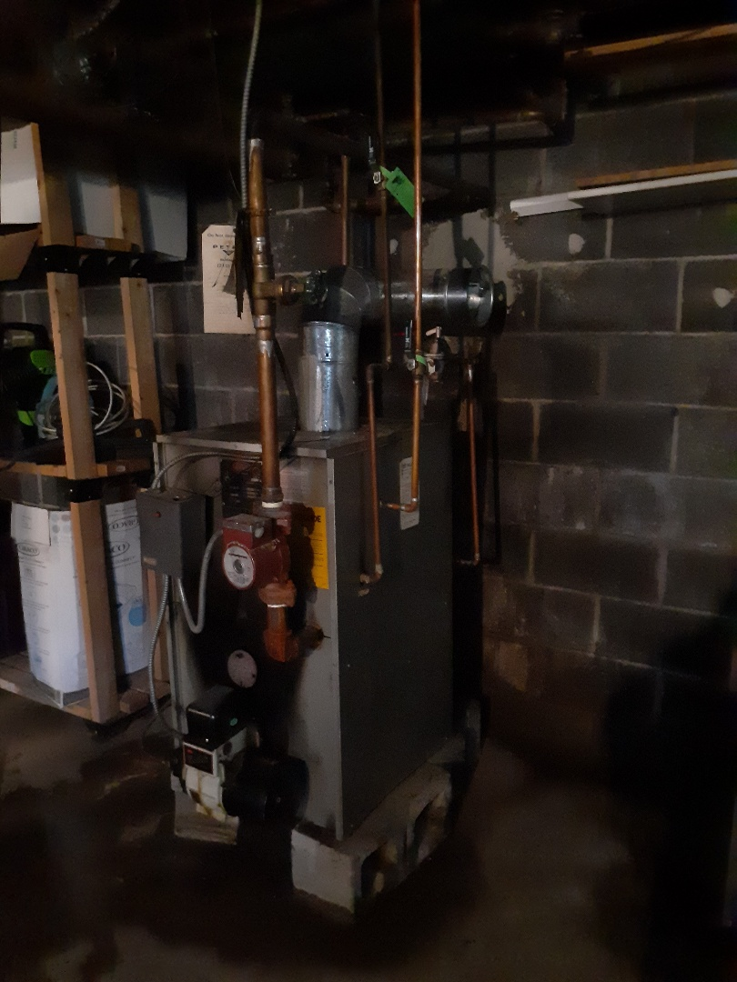 Croydon, PA - Performed level two Chimney Sweep in Croydon PA