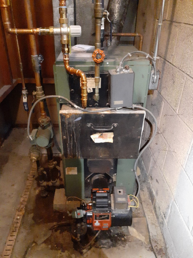 Yardley, PA - Upon arrival found system off on reset determined it needed a prime and start find and started system checked operation system is operational at this time on a New York boiler any Morrisville PA