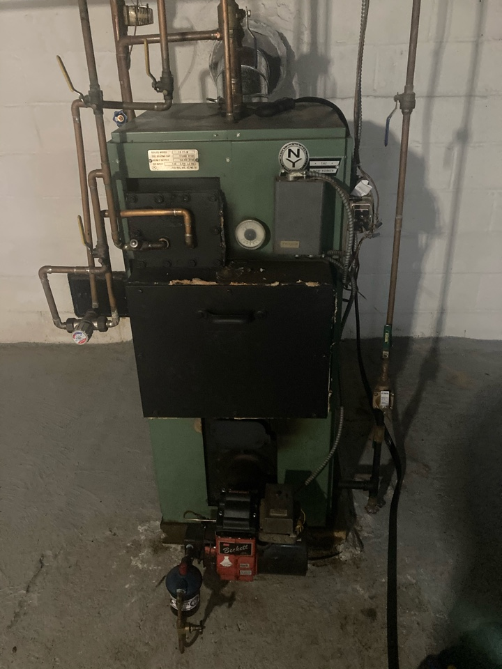 Yardley, PA - Performed oil tuneup on a New Yorker in Yardley PA