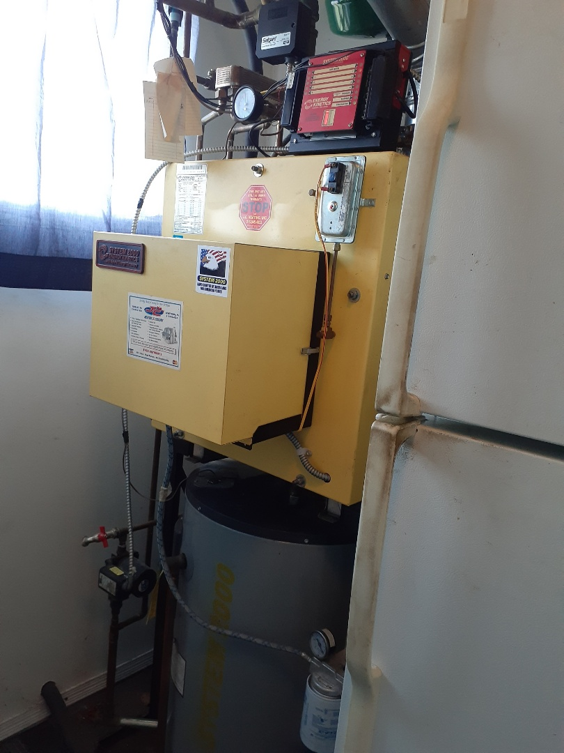 Levittown, PA - Performed Precision oil tune up on a system 2000 in the Pinewood section of Levittown PA.