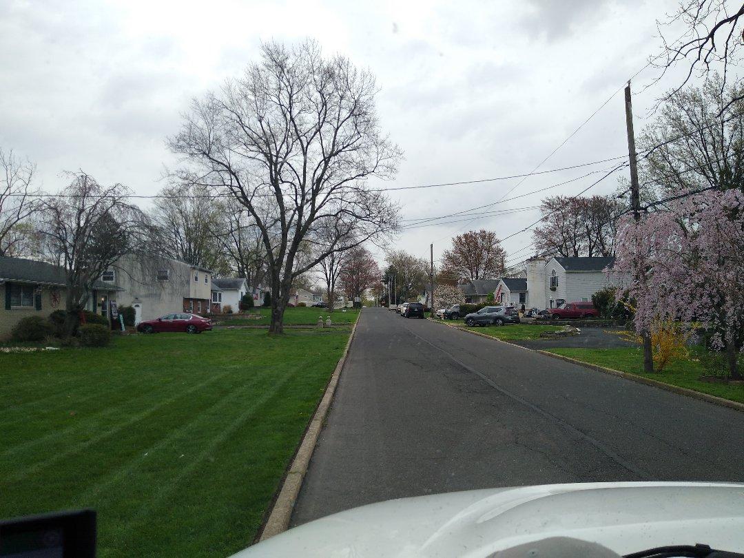 Warminster, PA - Delivering 150 gallons paid for on credit card