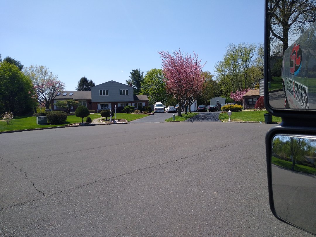 Richboro, PA - C o d delivery filling underground tank paid on credit card