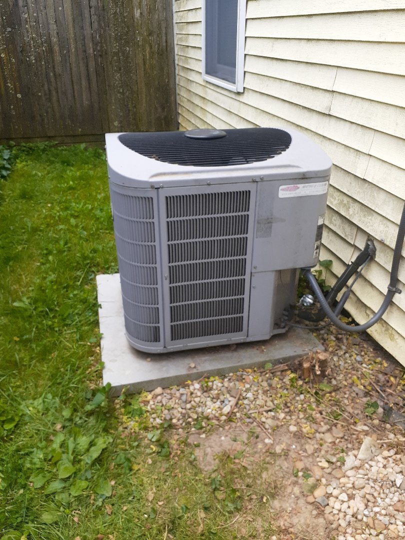 Fairless Hills, PA - Upon arrival found carrier air conditioning unit unoperational in Fairless PA. Found bad capacitor and minor wiring issue replaced capacitor repaired wire check the oil operations system is operational at this time.