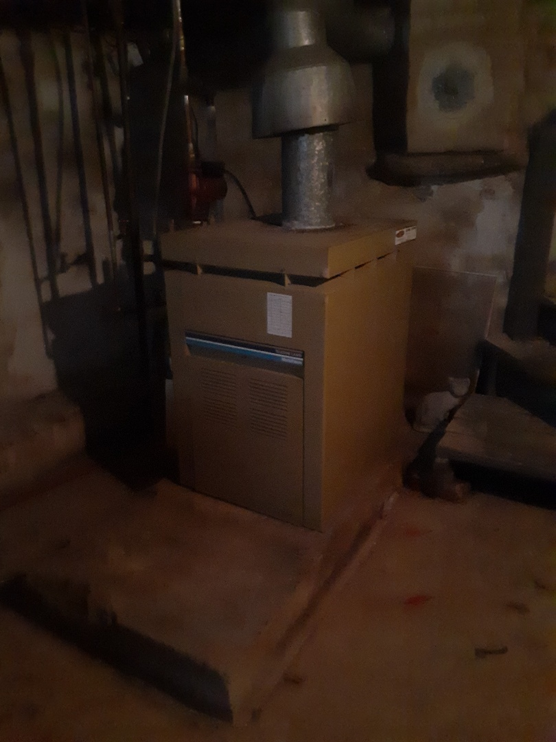 Morrisville, PA - Performed level 2 inspection on gas boiler in Morrisville PA