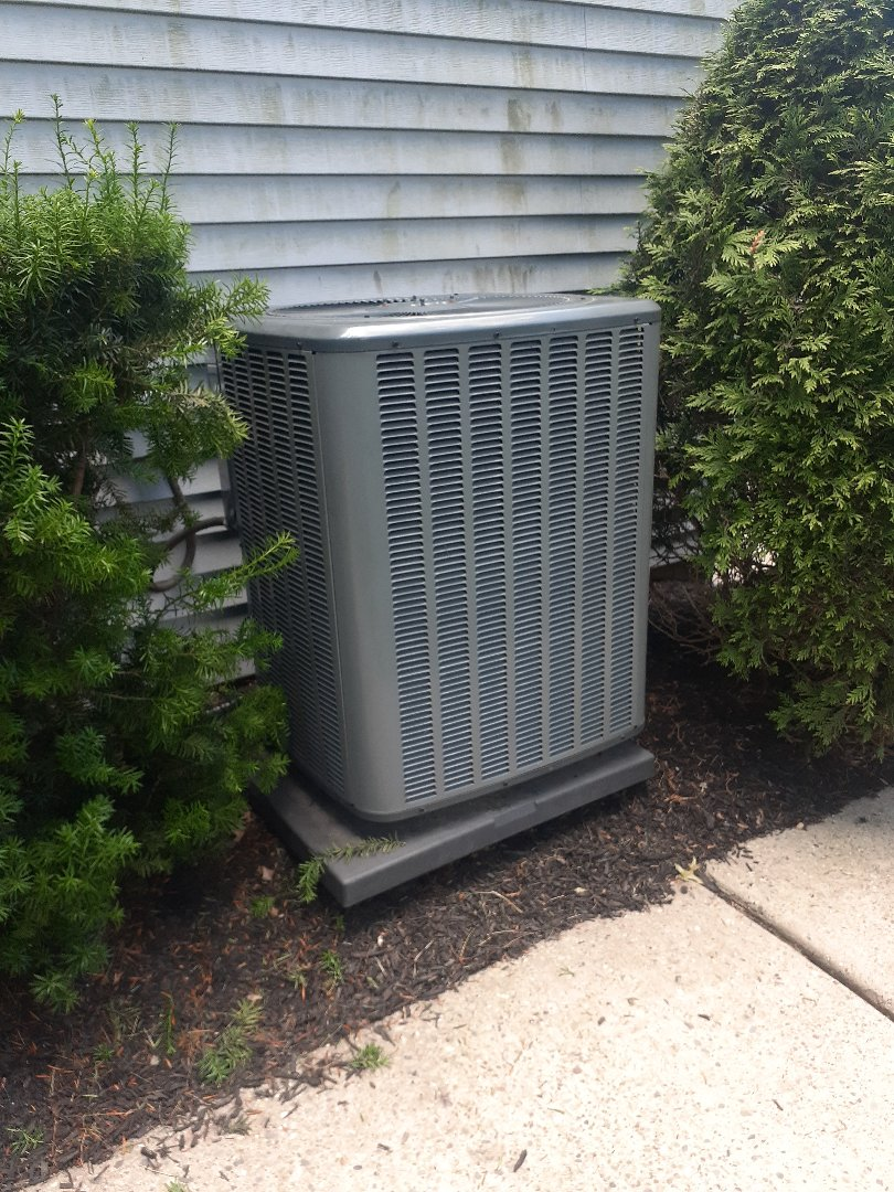 Langhorne, PA - Replaced TXV valve on Goodman heat pump unit check all operations system is operational at this time