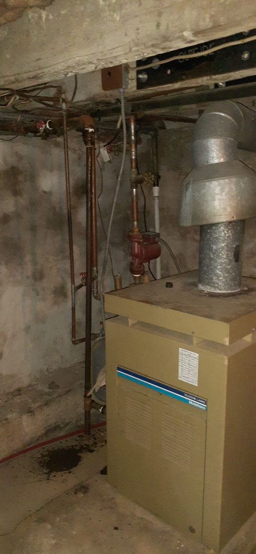 Morrisville, PA - Installed new gas cock on gas line to bring gas boiler up to code in Morrisville PA . checked operation system is operational at this time