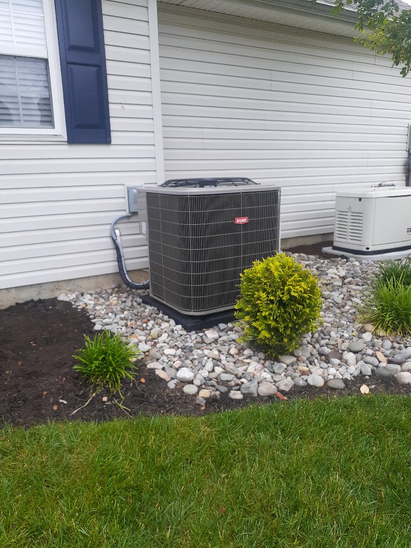 Langhorne, PA - Checked operation on Bryant air conditioning system in Langhorne PA. System is operational at this time