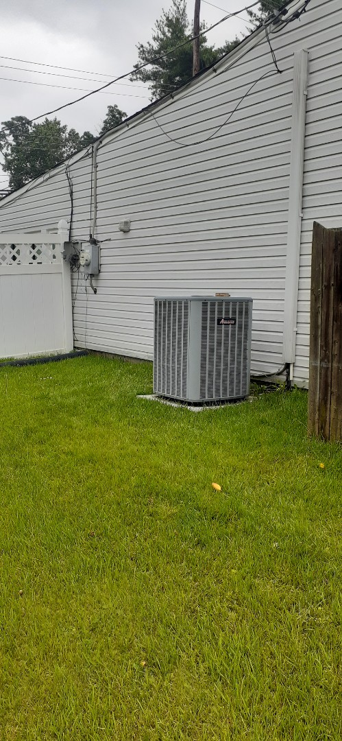 Levittown, PA - Performed ac tune up on Amana air conditioning unit checked all operations system is operational at this time