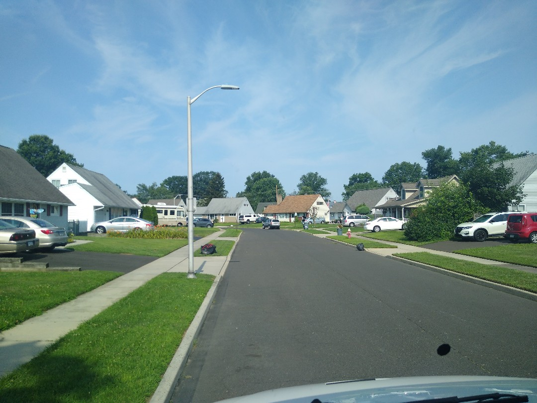 Levittown, PA - Making contract delivery