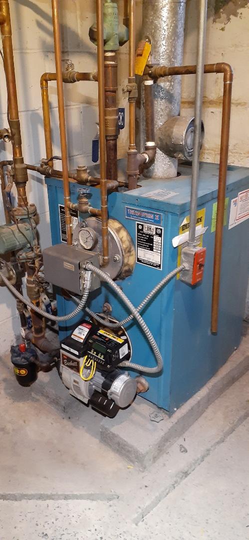 Croydon, PA - Perform Precision oil tune-up on thermodynamics cwl 100 in Croydon PA