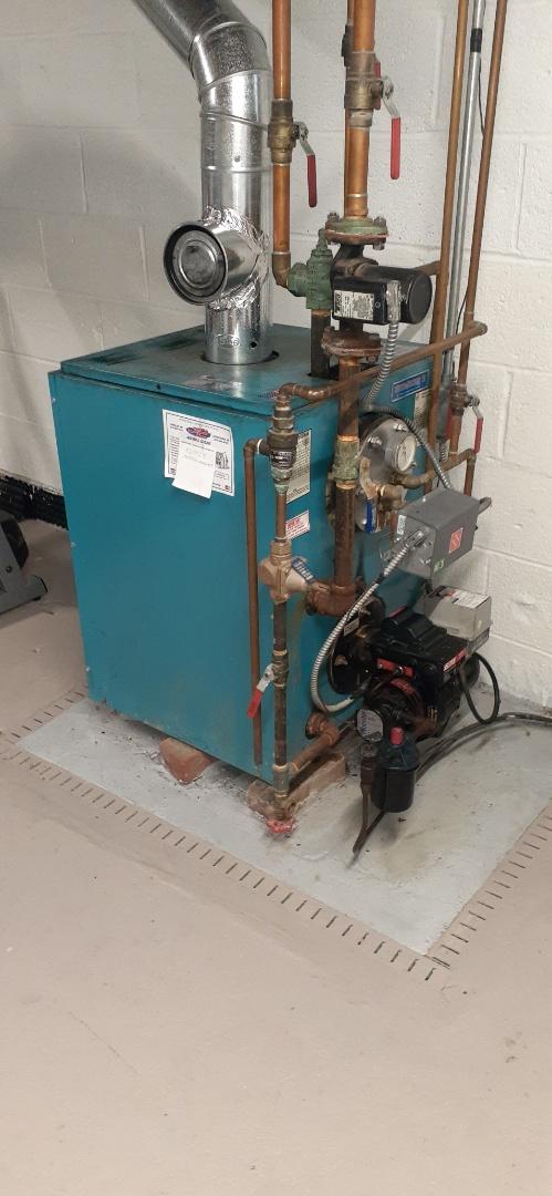 Croydon, PA - Performed Precision oil tune up on thermodynamics oil boiler in Croydon PA