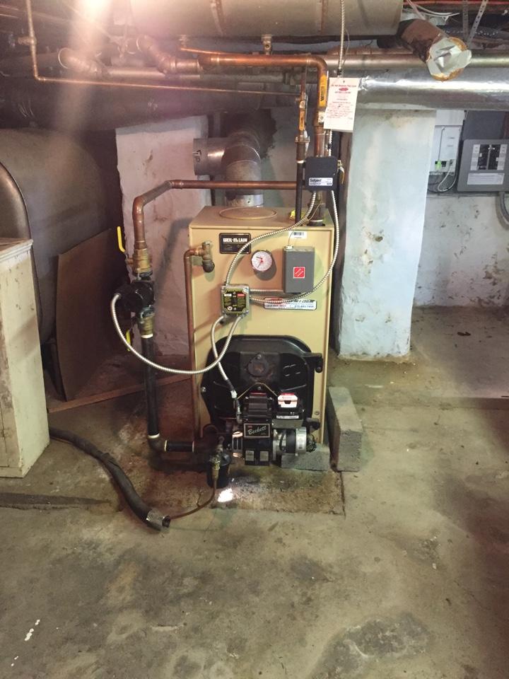 Newtown Pa Boiler Furnace Oil Heating Ac Repair