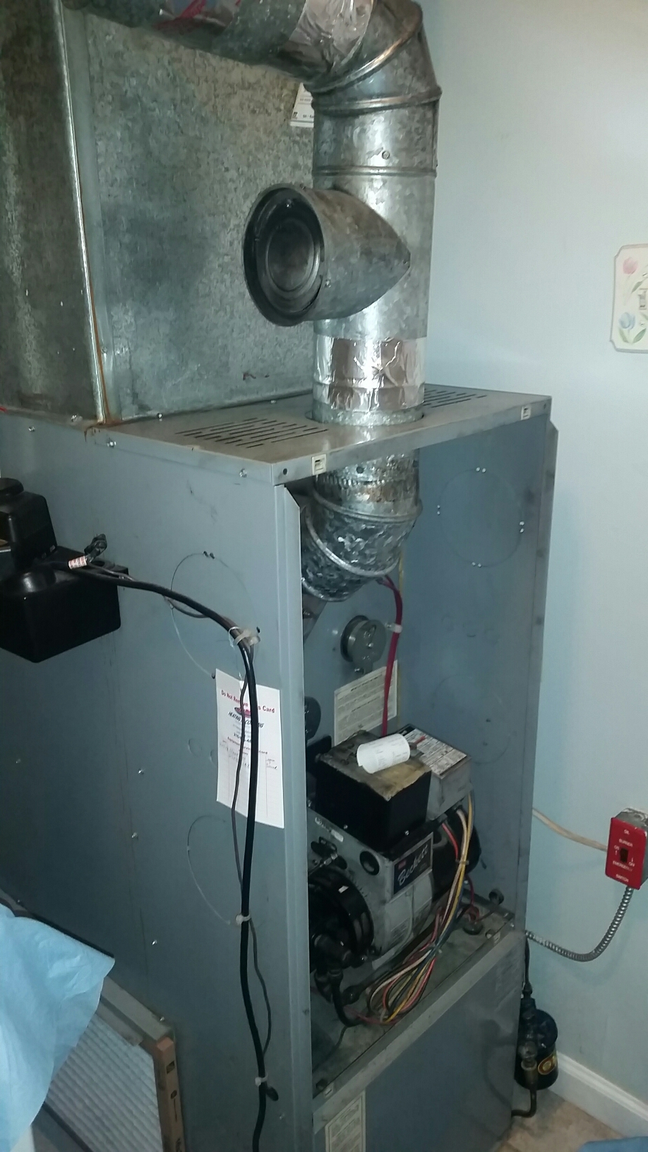 Bensalem Pa Boiler Furnace Oil Heating Ac Repair