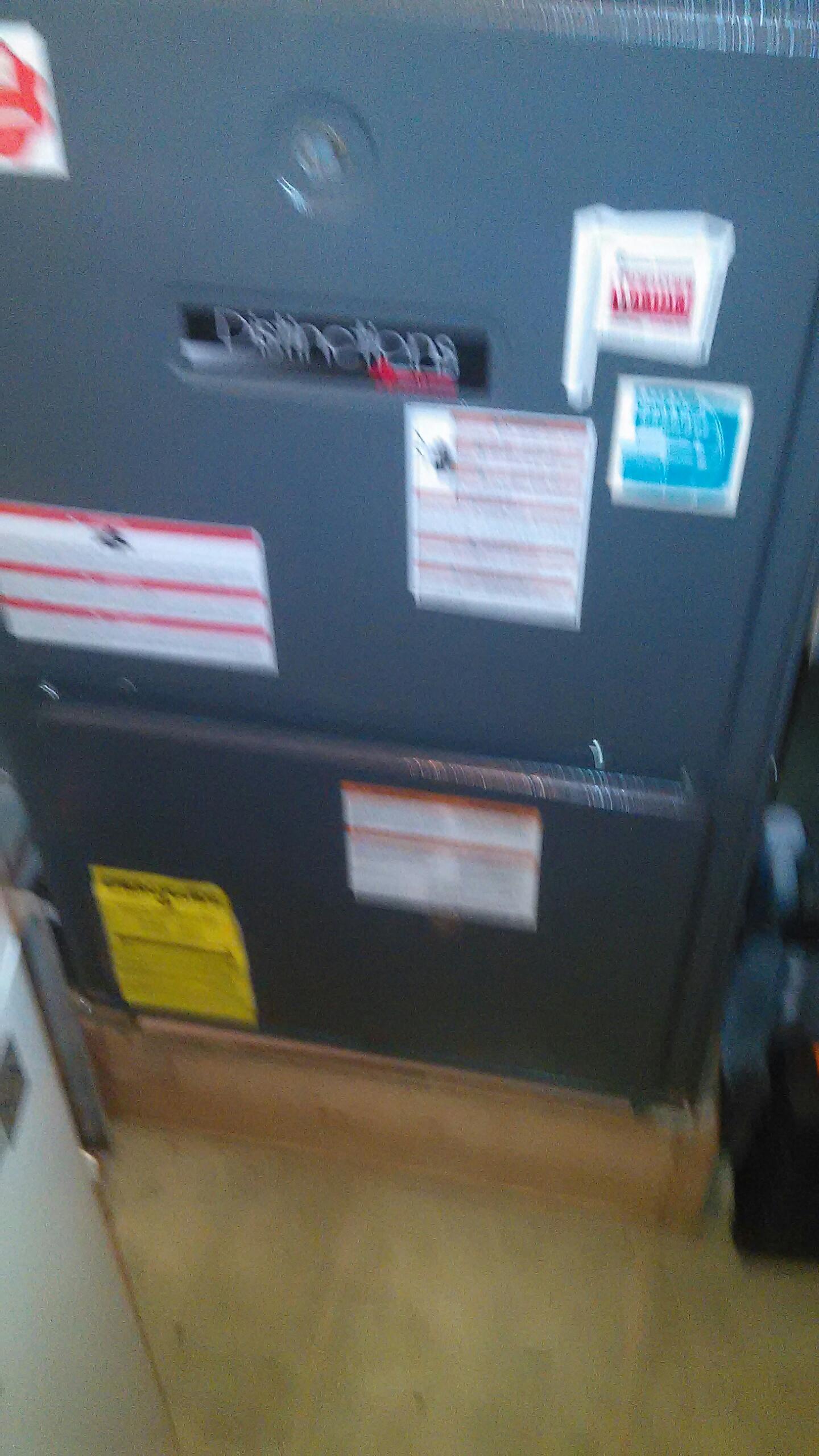 Bristol, PA - Did a preseason maintenance on a Amana gas fired furnace.