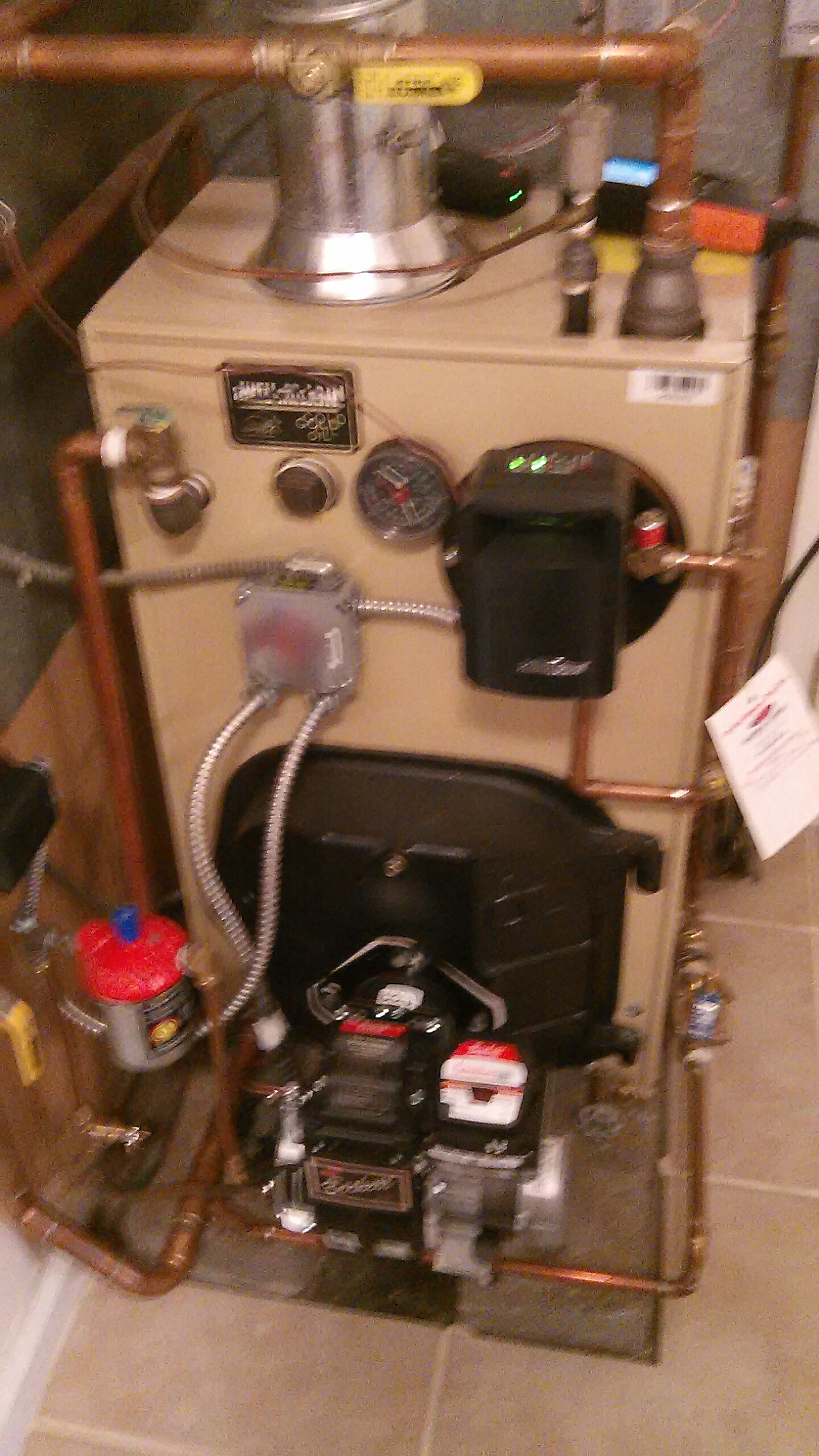 Langhorne Pa Heater Repair Air Conditioning Contractor Weil Mclain Boiler Schematic Diagram Did A Oil Burner Clean Out In Wtg