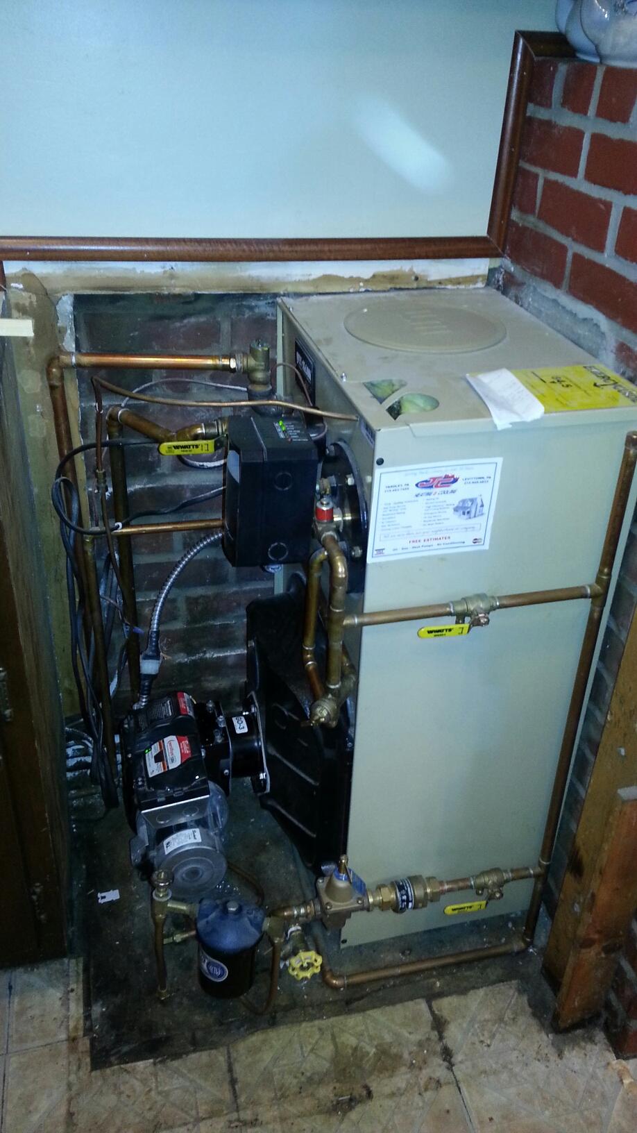 Boiler, Furnace, Oil Heating, AC Repair, & Heating Oil Deliver in ...