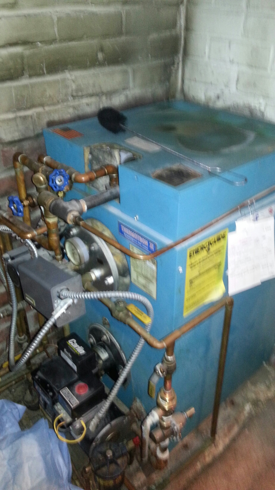 Boiler, Furnace, Oil Heating, AC Repair, & Heating Oil Deliver in ...