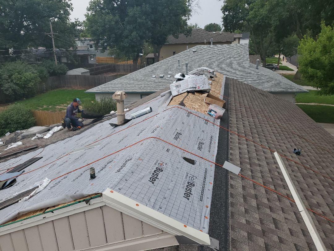 Denver, CO - REROOF, INSURANCE HAIL CLAIM, GAF CLASS 4 SHINGLE, RELIABLE ROOFING, GAF ELITE CONTRACTOR, LOCAL COMPANY