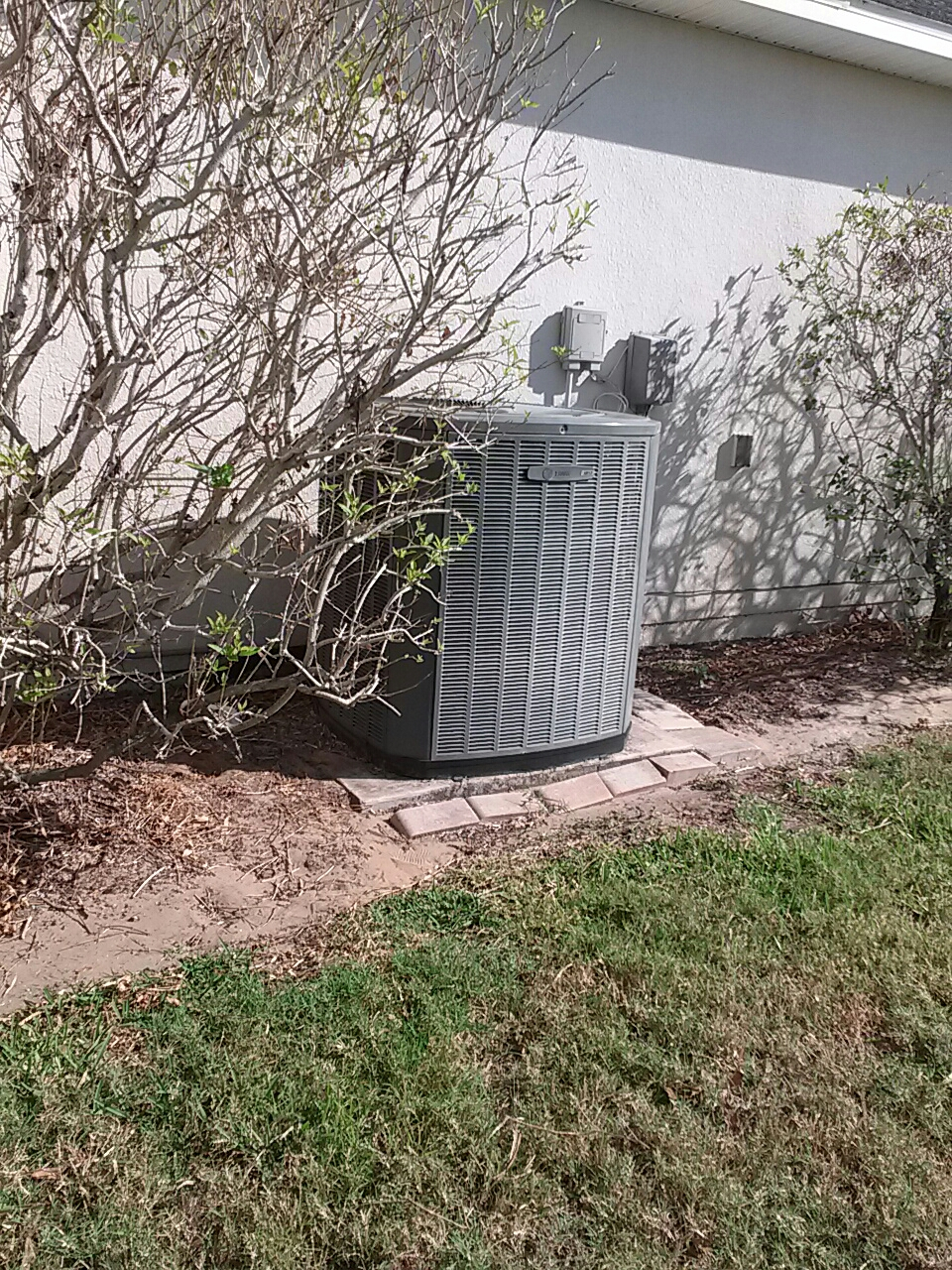 Merritt Island, FL - Residential air conditioning system tune up Trane