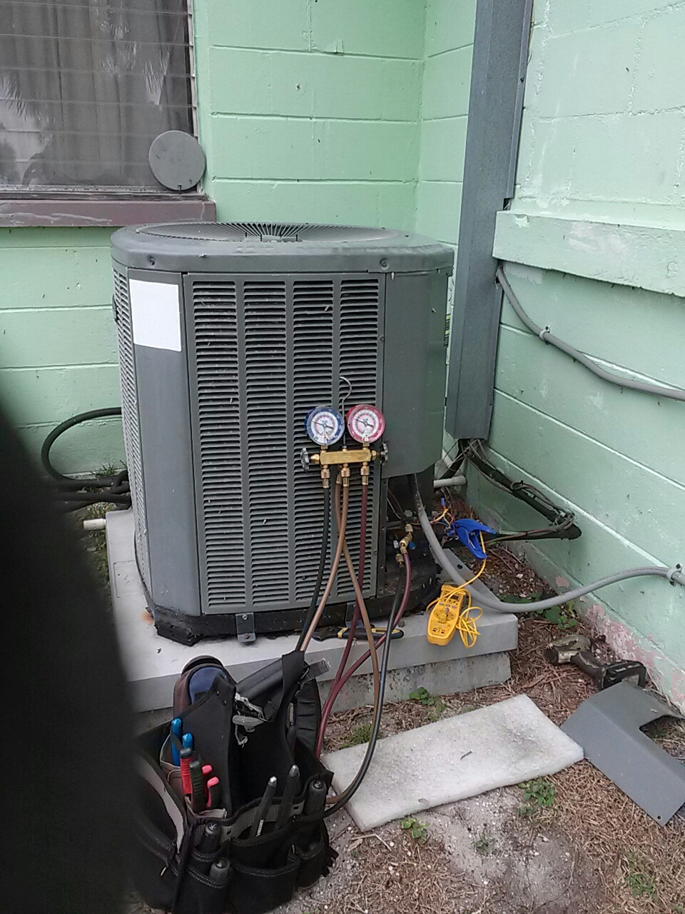 Indialantic, FL - Replace contactor residential air conditioning system