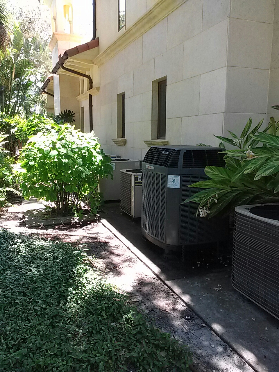 Indialantic, FL - Residential air conditioning system tune up maintenance check