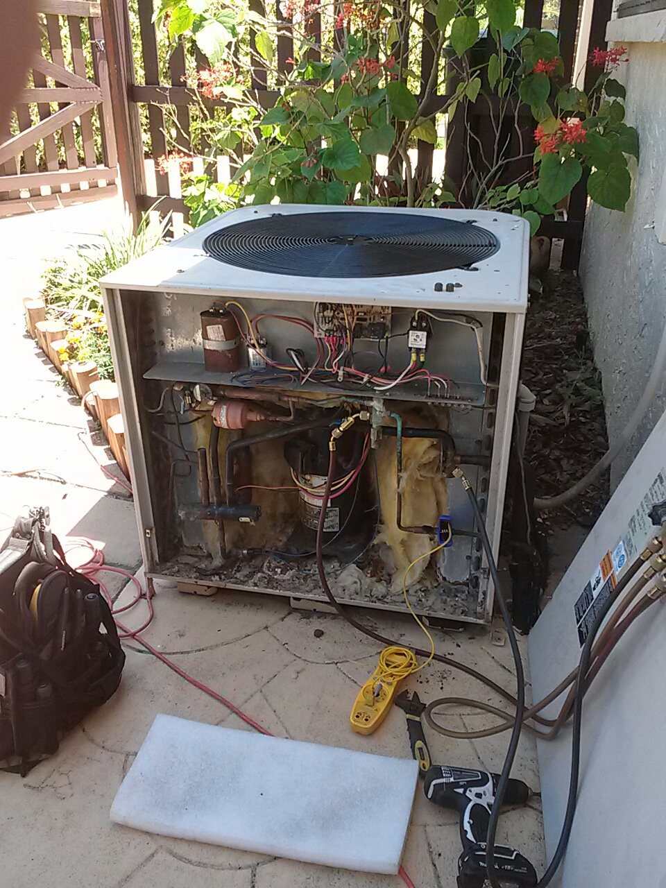 Cocoa, FL - Residential air conditioning system tune up