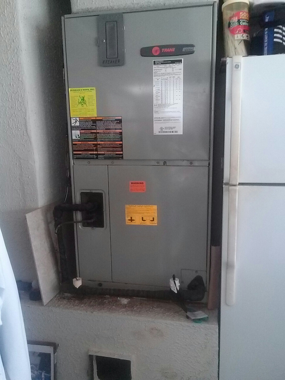 Indialantic, FL - A.c. no cool residential ah breaker bad