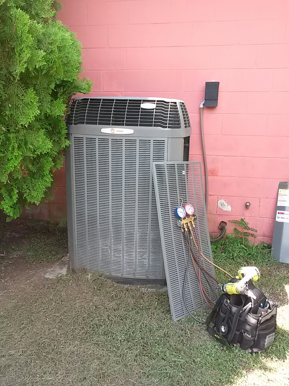 Malabar, FL - Residential air conditioning system tune up maintenance check