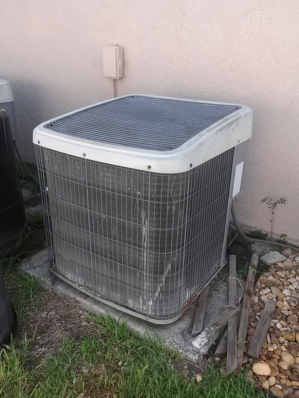 Rockledge, FL - Residential air conditioning system check