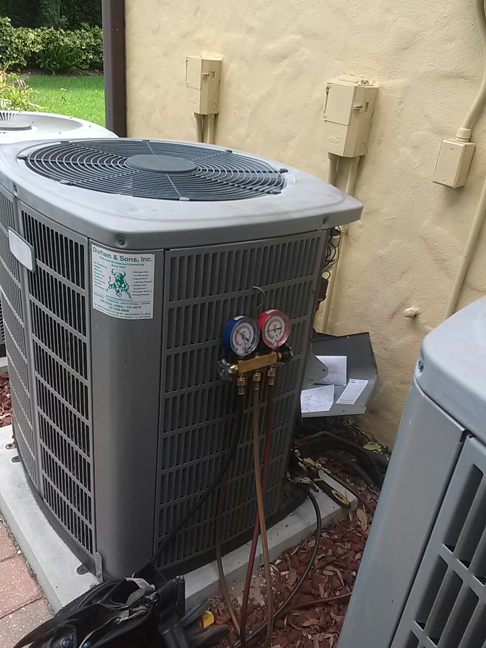 Rockledge, FL - Repair residential air conditioning system