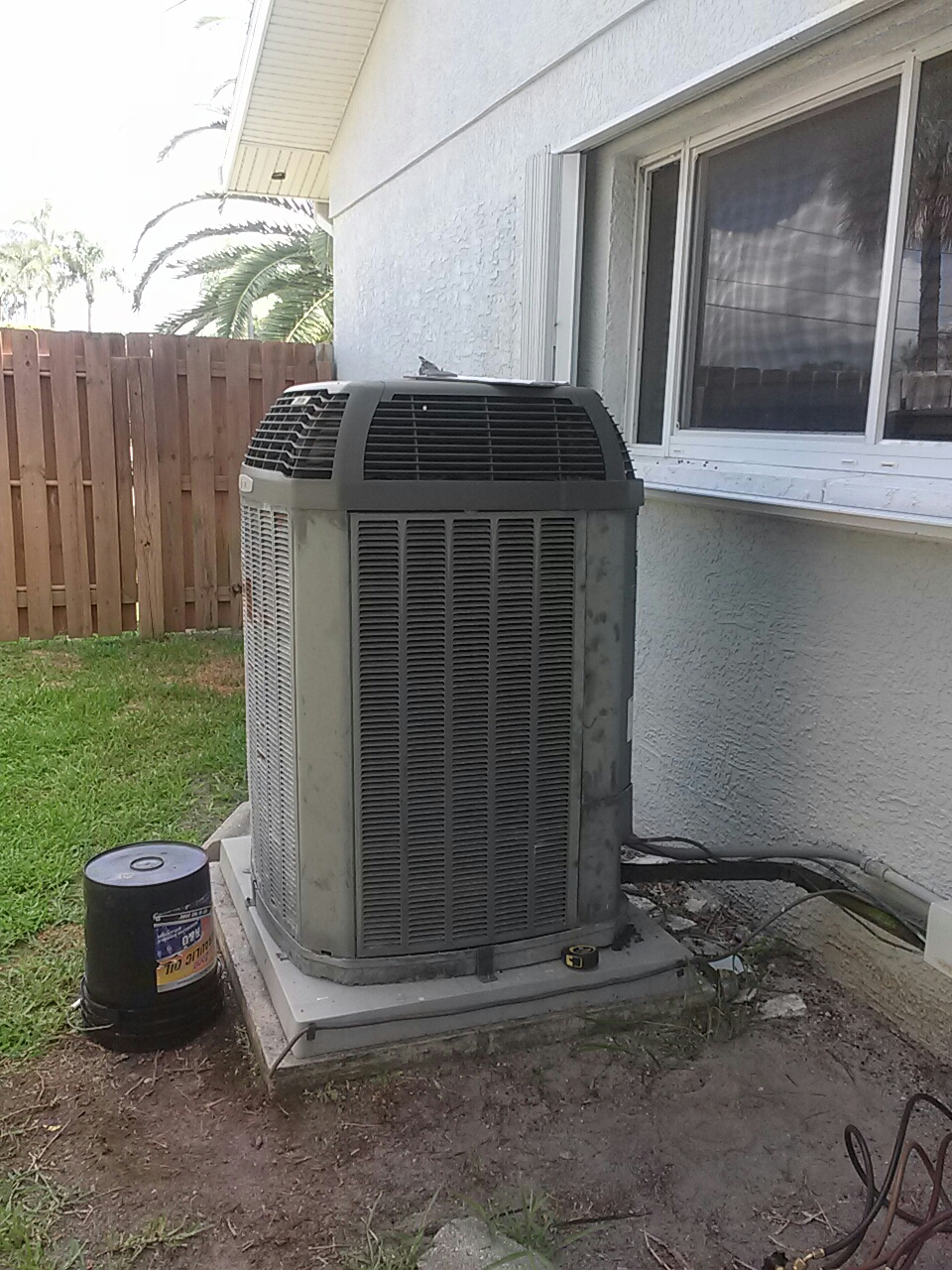 Cocoa Beach, FL - Estimate for residential air conditioning system