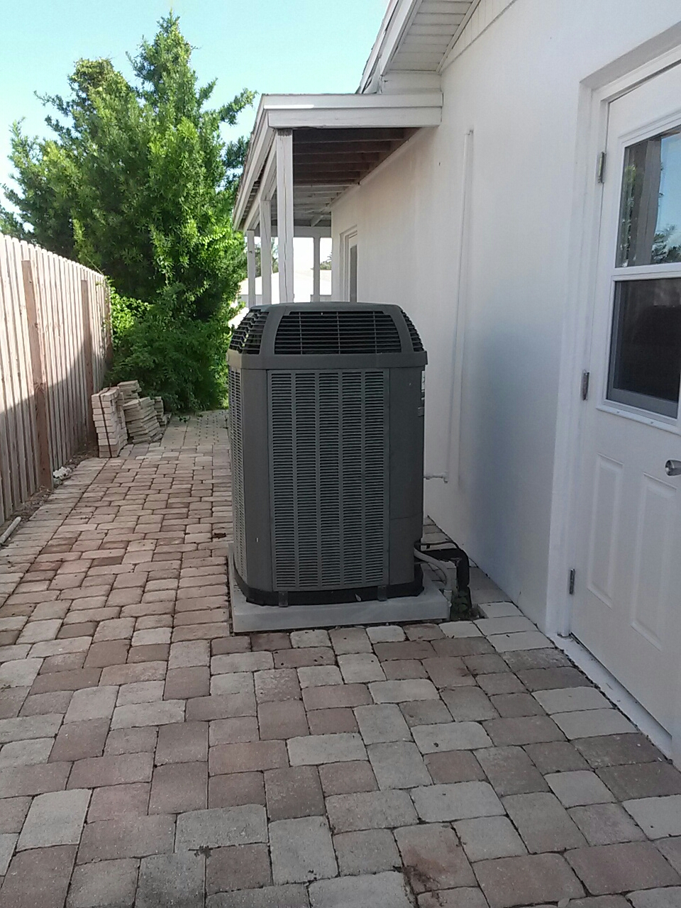 Satellite Beach, FL - Residential air conditioning system tune up