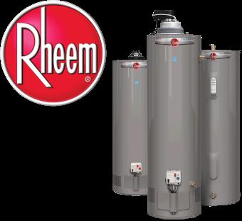 Mount Pleasant, SC - Installation of Rheem Water Heater