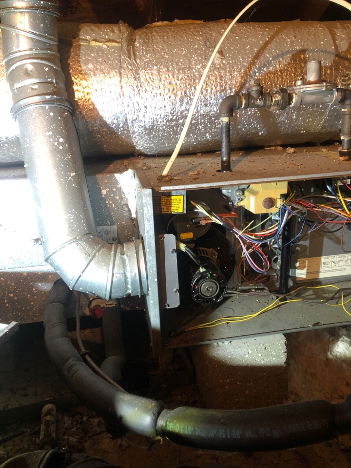 Fountain Inn, SC - Replace igniter on gas furnace