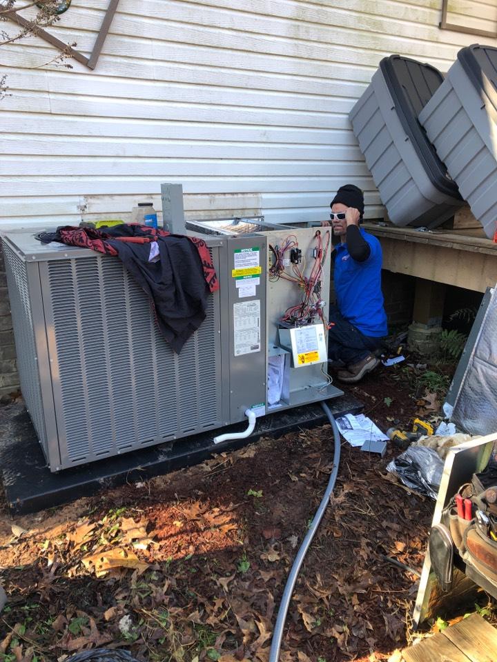 Gray Court, SC - Install heat pump