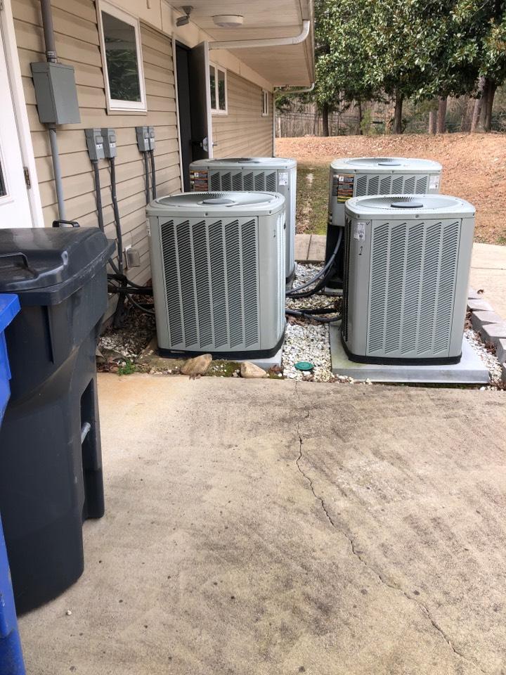 Taylors, SC - Check heat pump operation
