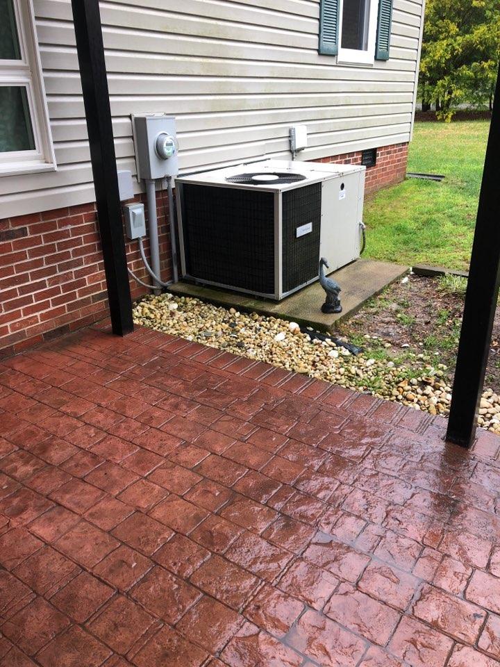 Gray Court, SC - Replaced heat pump.
