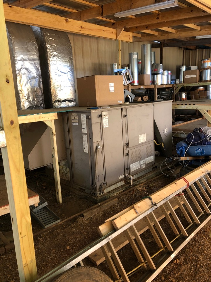 Gray Court, SC - Repairing commercial gas pack