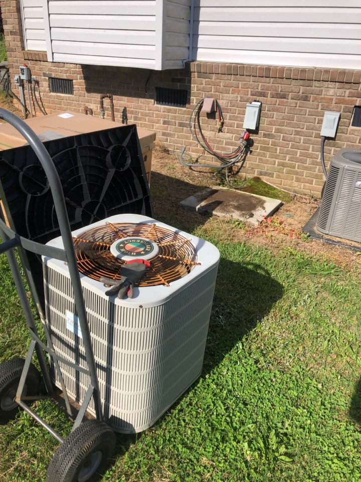 Gray Court, SC - Replacing upstairs AC and heat system