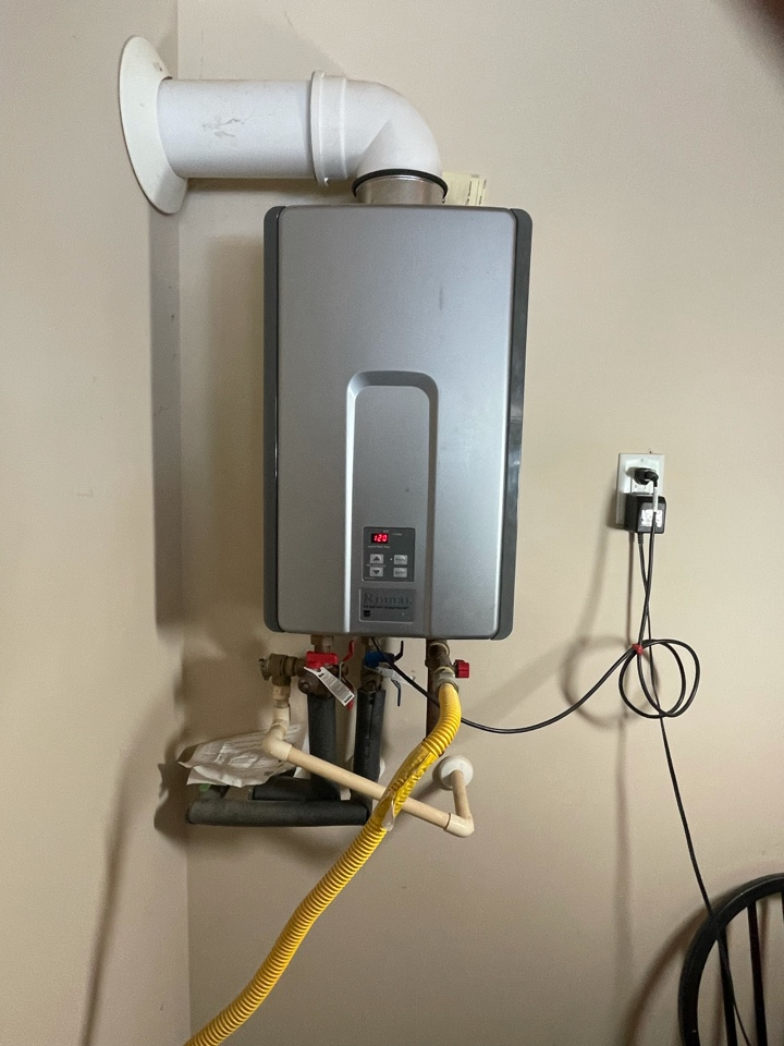 Fountain Inn, SC - Servicing homeowners tankless hot water heater